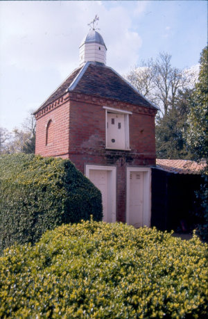 A dovecote at Stoke Ash, Suffolk